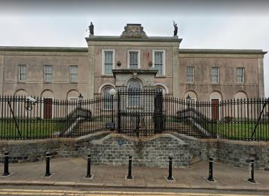 Downpatrick Crown Court