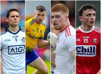 Dublin, Roscommon, Tyrone and Cork have all reached the Super 8s stage of the All-Ireland championship.