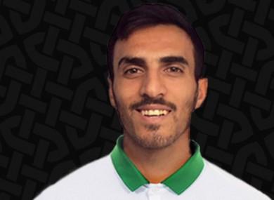 New Celtic signing, Hatem Abd Elhamed.
