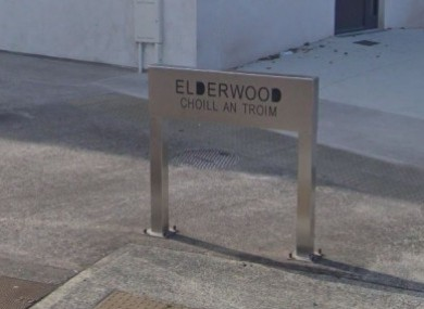 The Elderwood Complex on Boreenmanna Road.