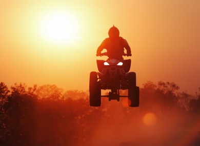 Government has opposed two opposition Bills to tackle the use of quad bikes.