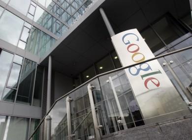 The Google offices on Barrow St in Dublin.