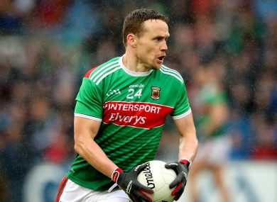 Andy Moran announced his inter-county retirement yesterday.