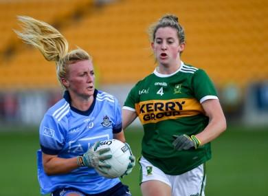 Dublin's Carla Rowe.