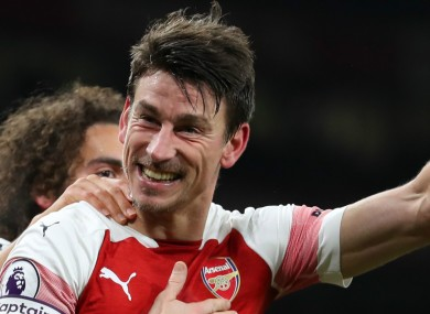 Laurent Koscielny has made it apparent that he wishes to depart the Emirates.