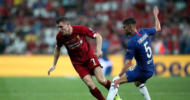 As it happened: Liverpool v Chelsea, UEFA Super Cup