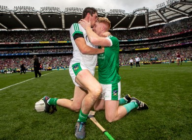 The episode starts out at Limerick's 2018 All-Ireland final win.