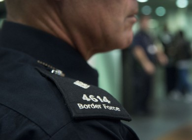 The UK is stepping up its border security ahead of the Brexit deadline.