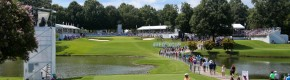 Irish golf fan among six injured after lightning strike in US