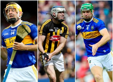 Callanan, Reid and McGrath are the front-runners for the award.