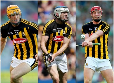 Fennelly, Reid and Mullen have been central to the Kilkenny cause
