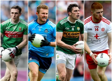 Durcan, McCaffrey, Moran and McShane have all been outstanding this summer.