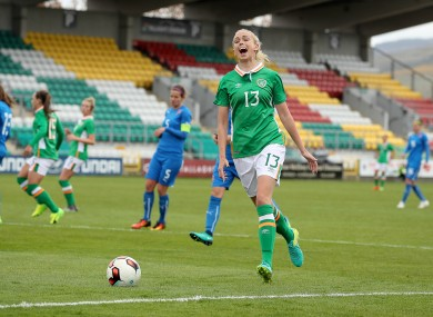 Stephanie Roche returns after a nightmare run with injuries.