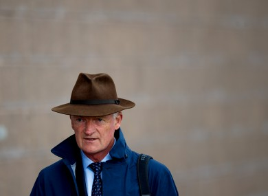 It was another good day for Willie Mullins in Galway.