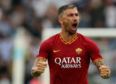 Roma defender Aleksandar Kolarov