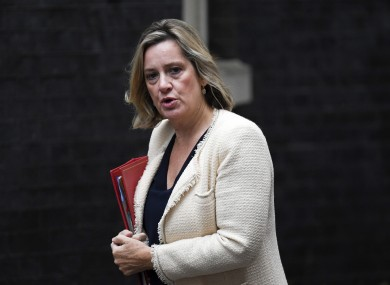 Amber Rudd is the latest in a string of prominent Tory MPs to quit the party.