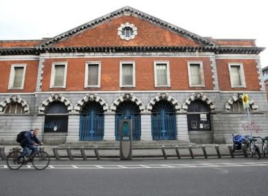 Dublin's Iveagh Markets on Francis Street.