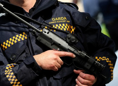 The operation involved gardaí from the Garda National Drugs & Organised Crime Bureau.