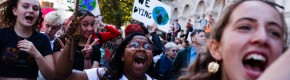 'Change is coming': Millions take part in climate change strike