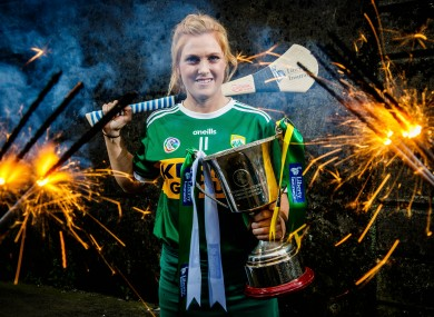 Kerry star Laura Collins.