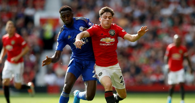 As it happened: Manchester United v Leicester, Premier League match tracker