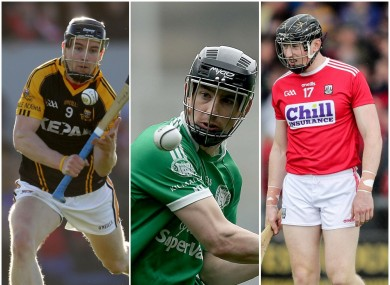 It was a key day of club hurling action in Clare, Limerick and Cork.
