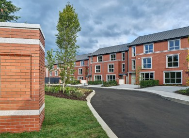 Glenveagh Homes' Proby Place in Blackrock.