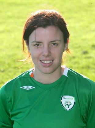 Susan Byrne is a former Ireland international.