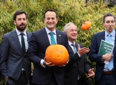 Taoiseach Leo Varadkar has said he could be ditching his diesel car.
