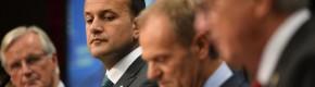 Did Varadkar worry that the EU would put pressure on him? 'It did cross my mind'