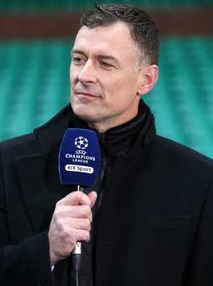 Chris Sutton now works as a pundit.