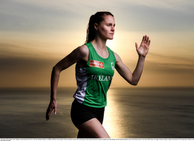 Ciara Mageean knows that there are limitations involved in drug testing athletes.