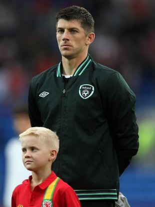 Westwood has made 21 appearances for Ireland.