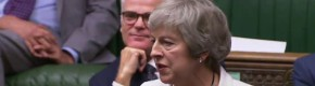 LIVE: Theresa May says she feels sense of 'deja vu' as she calls on MPs to back Brexit deal