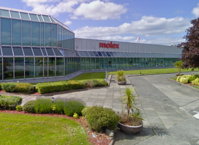 The Molex plant in Shannon.