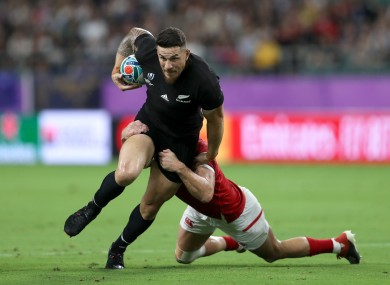 Sonny Bill Williams earned the praise of his head coach after their win over Canada.