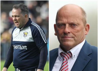Davy Fitzgerland has hit back after Ger Loughnane's criticism.