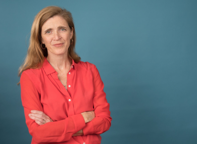 UN Ambassador Samantha Power