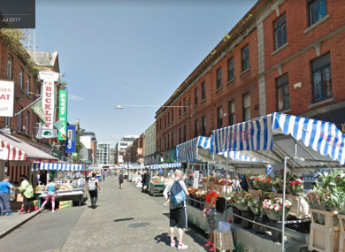 An expert group is being tasked with revamping the Moore Street market