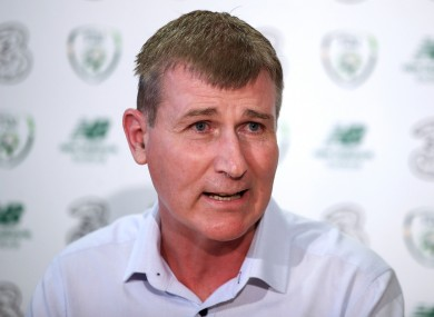 Stephen Kenny (file pic)