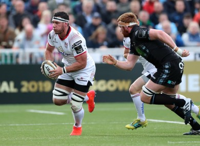 Coetzee is set for a return to action this weekend.