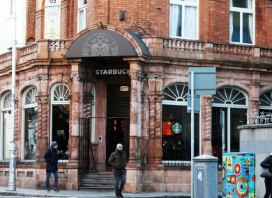 Avalon House on Aungier Street in Dublin City
