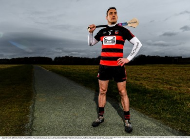 Shane O'Sullivan was speaking at the AIB GAA provincial finals media day.