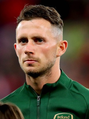 Alan Browne played the first 65 minutes of Ireland's match with New Zealand last night.