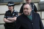 Former Scottish first minister Alex Salmond.