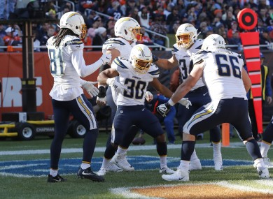 The Chargers are going nowhere according to the club owner.