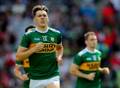 Clifford has made a huge impact on the Kerry attack since his breakthrough to the senior ranks.