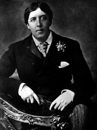 Oscar Wilde and a friend gifted the ring to a college classmate.