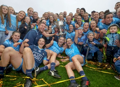 The victorious Dublin team picked up seven All-Stars this year.