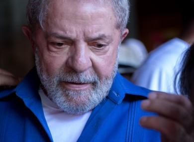 Luiz Inacio Lula da Silva in 2017